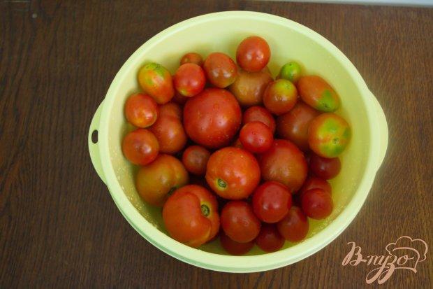 Рецепт Мамины помидоры на зиму