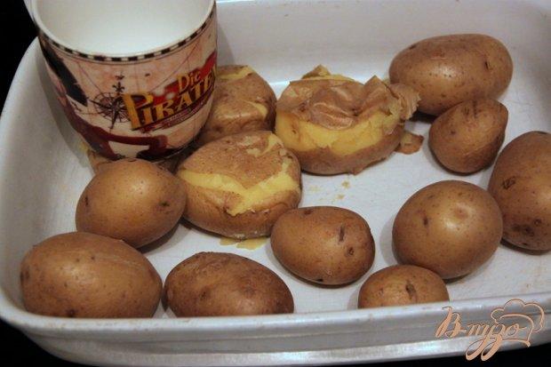 Рецепт Картофель, запеченный по-австралийски