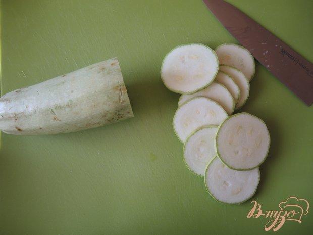 Рецепт Башенки из кабачков и помидоров