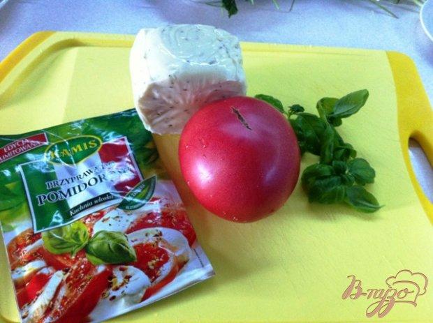Рецепт Капрезе (итальянская закуска)