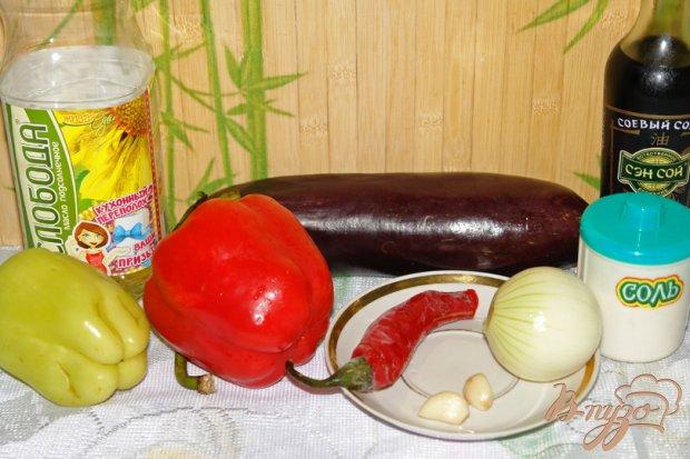 Рецепт Баклажаны по сычуаньски