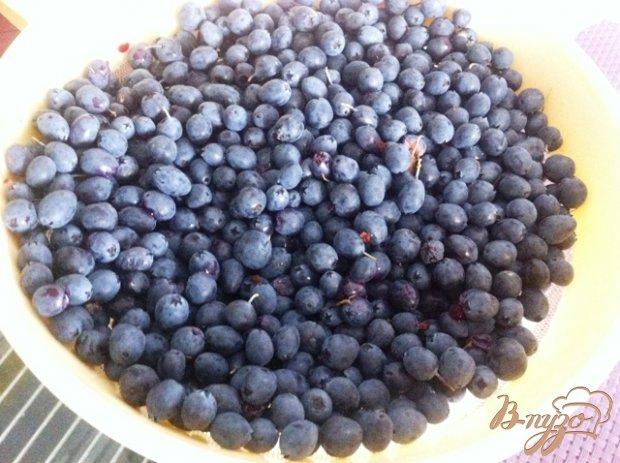 Рецепт Голубика на зиму