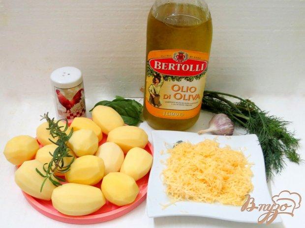 Рецепт Картофель ароматный