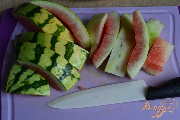 Рецепт Варенье из арбузных корок с миндалем