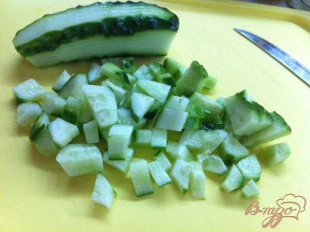 Рецепт Слоеный салат с куриным филе