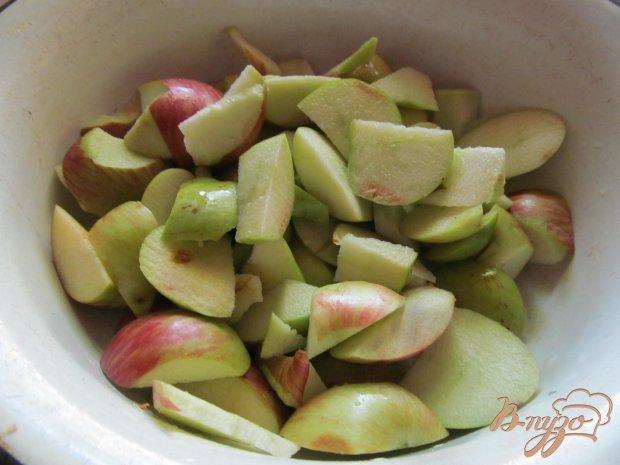 Рецепт Конфитюр из яблок с добавлением груши и слив