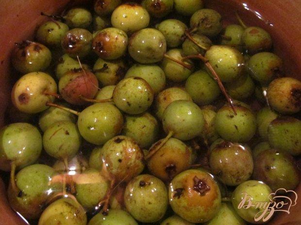 Рецепт Варенье из диких груш с лимоном