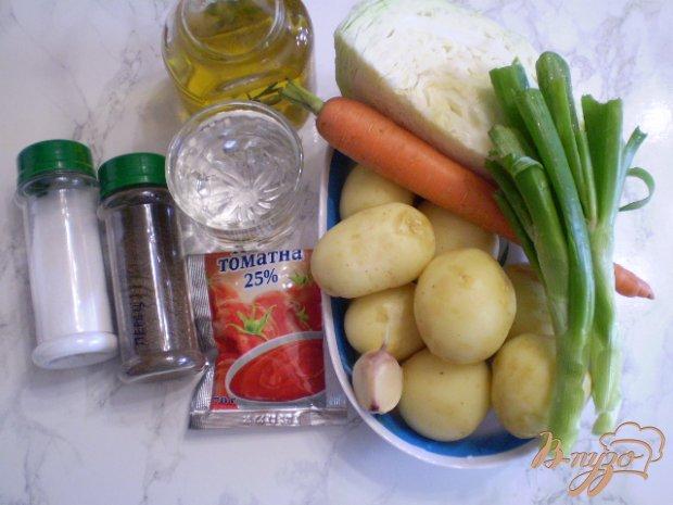 Рецепт Диетическое рагу в мультиварке