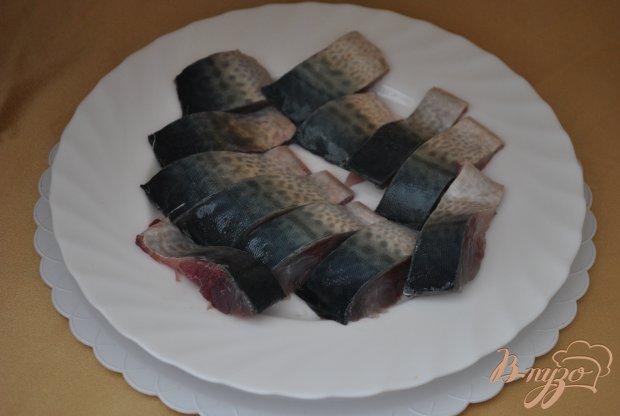 Рецепт Ризотто со скумбрией и кальмарами