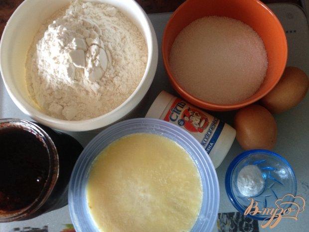 Рецепт Тертый пирог с облепиховым джемом