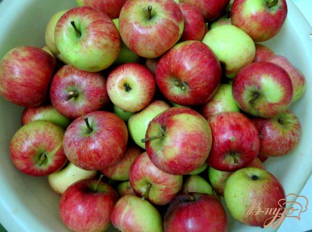 Рецепт Яблоки в сиропе