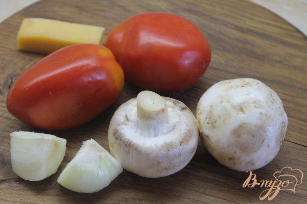 Рецепт Фаршированные помидоры грибами под сыром