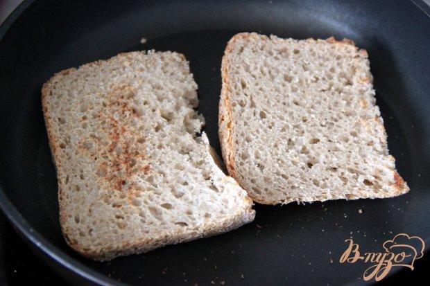 Рецепт Горячий бутерброд для мужчин