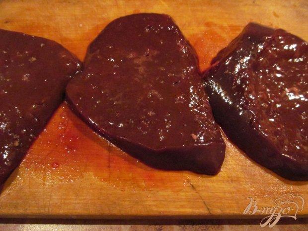 Рецепт Шницель из печени