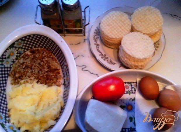 Рецепт Экспресс-бризольки