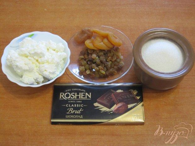 Рецепт Сырки в шоколаде