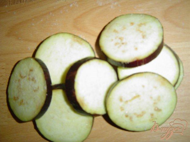 Рецепт Закуска из баклажан,помидоров и чеснока