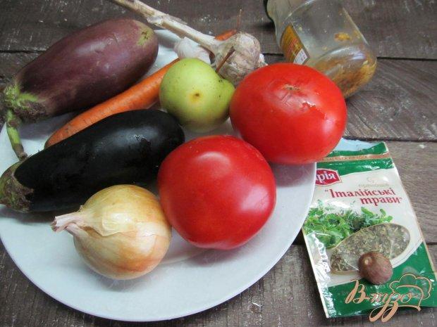 Рецепт Салат из баклажан в мультиварке