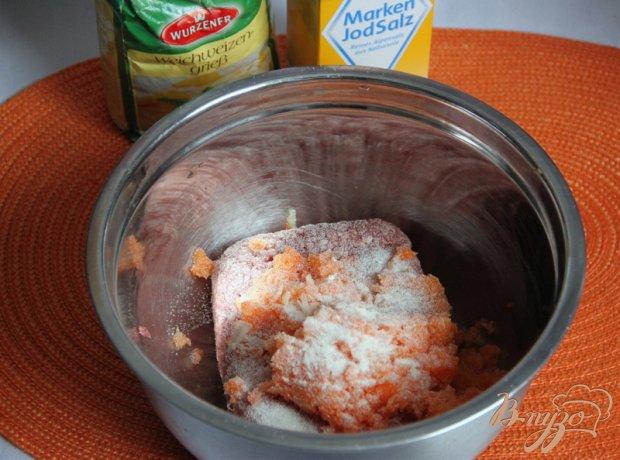 Рецепт Ароматные мясные шарики из духовки