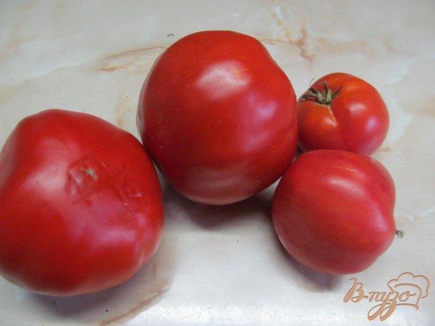 Рецепт Хлеб на томатах