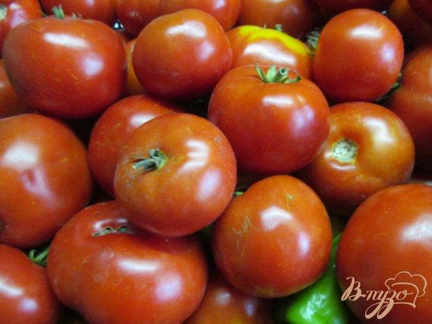 Рецепт Замороженные помидоры