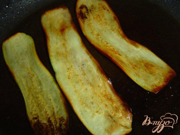 Рецепт Рулетики из баклажанов с орехами