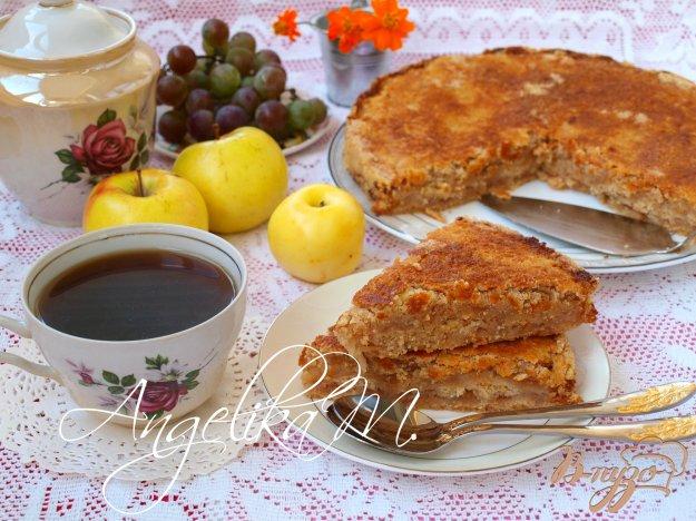 фото рецепта: Варшавский яблочный пирог