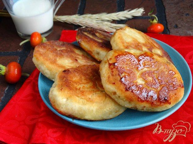 вкусный рецепт пирожков с вишней жареные