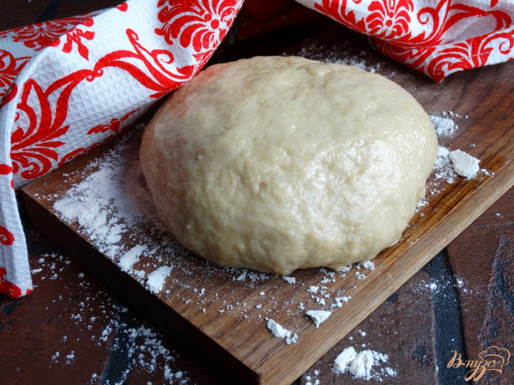 Бездрожжевое слоеное тесто пошаговый рецепт фото