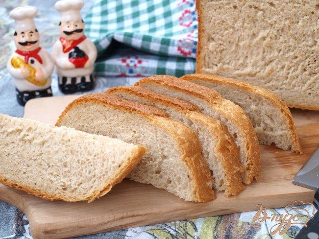 Хліб з кунжутом в хлібопічці. Як приготувати з фото