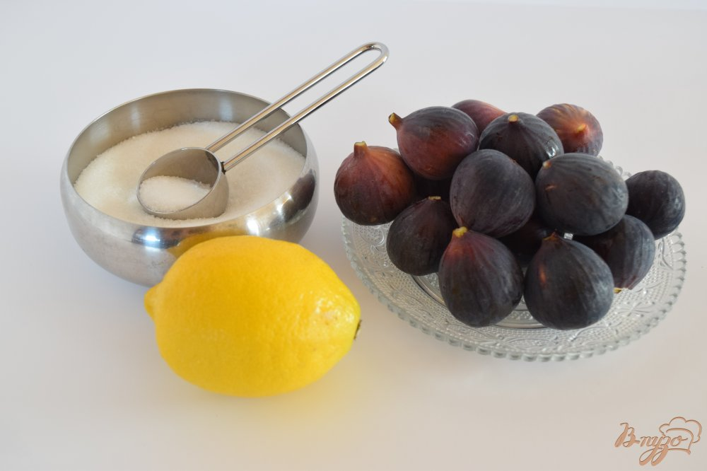 Рецепт Инжир в сиропе