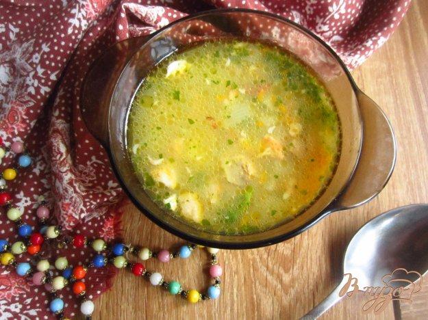 фото рецепта: Суп из головы семги