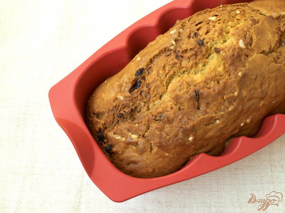 рецепт вкусного кекса в духовке с изюмом