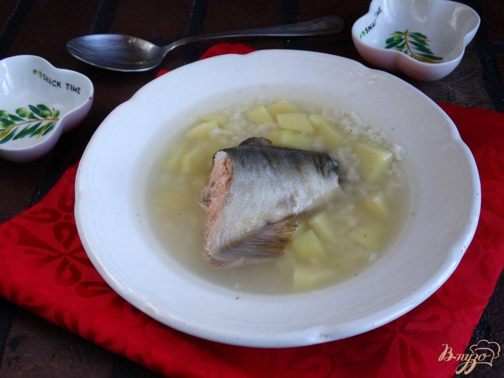 Рыбный суп с горбушей