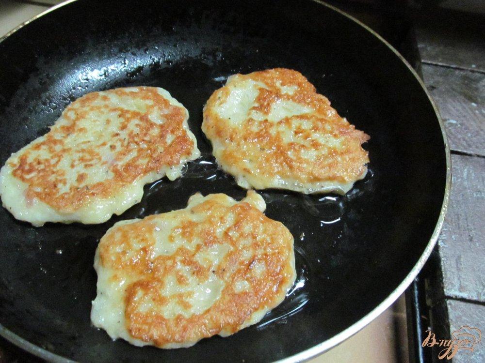Фото приготовление рецепта: Брамбораки шаг №5