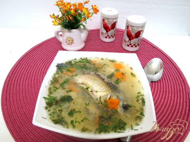 фото рецепта: Суп из карася