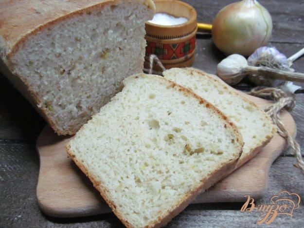 фото рецепта: Хлеб с кабачком