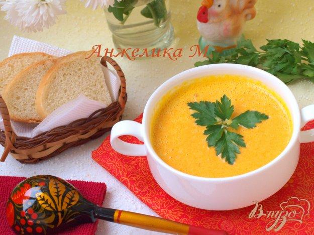 фото рецепта: Морковный суп-пюре