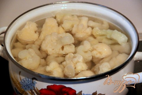 Рецепт Гратен из цветной капусты