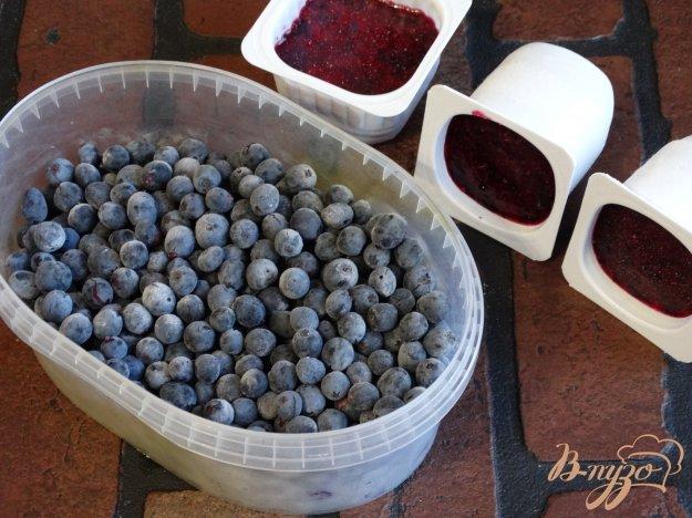 фото рецепта: Заморозка голубики на зиму - 2 способа