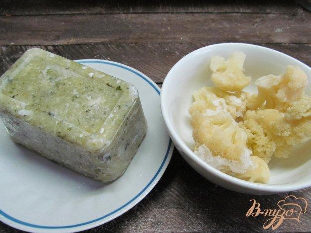 фото рецепта: Как заморозить на зиму цветную капусту
