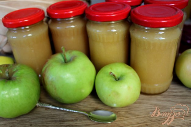 фото рецепта: Яблочное пюре для самых маленьких.