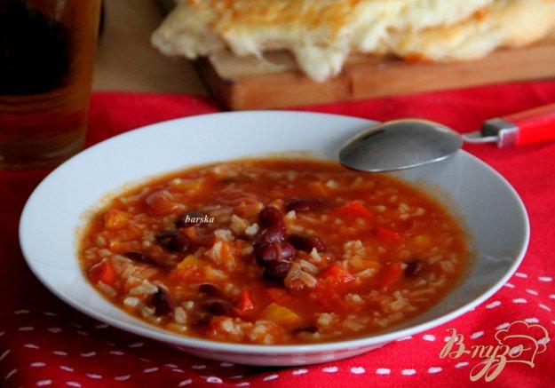 фото рецепта: Красный английский суп