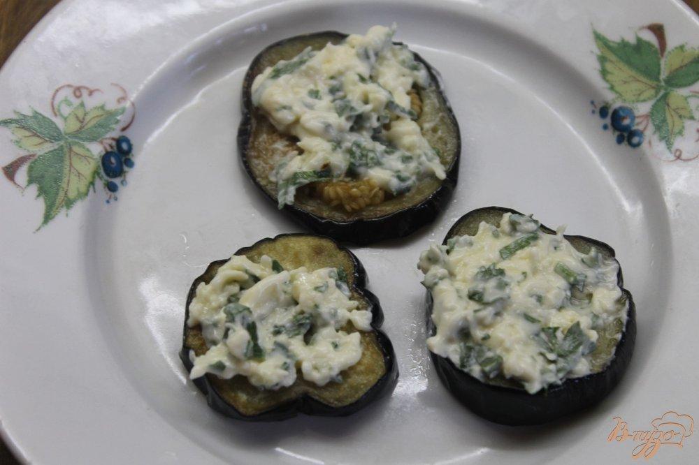 Закуски с плавленым сыром