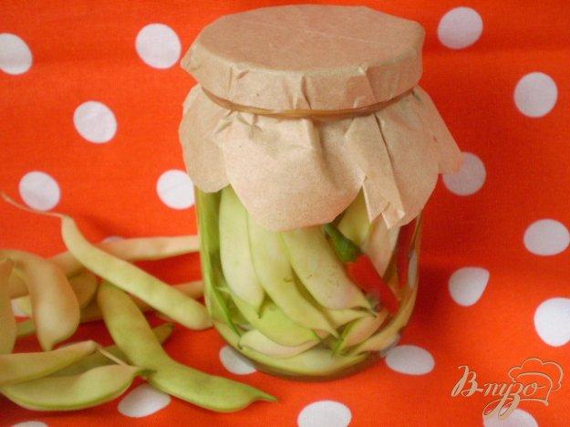 фото рецепта: Стручковая фасоль консервированная