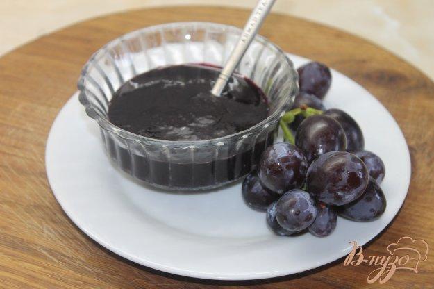 фото рецепта: Виноградный соус к мясу