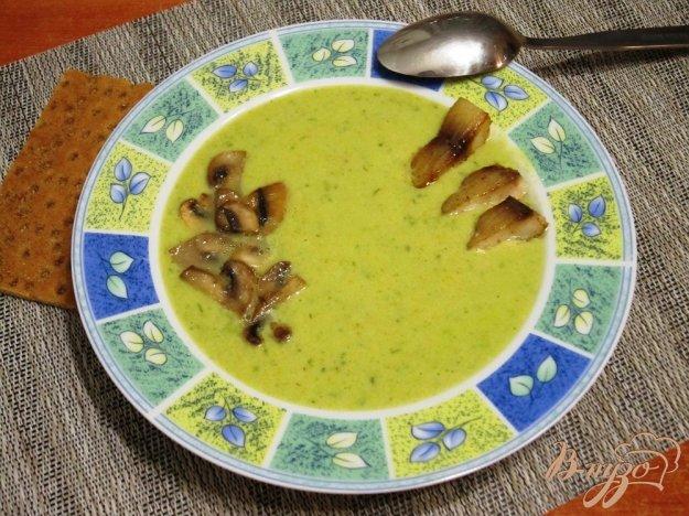 фото рецепта: Овощной суп-пюре с тилапией