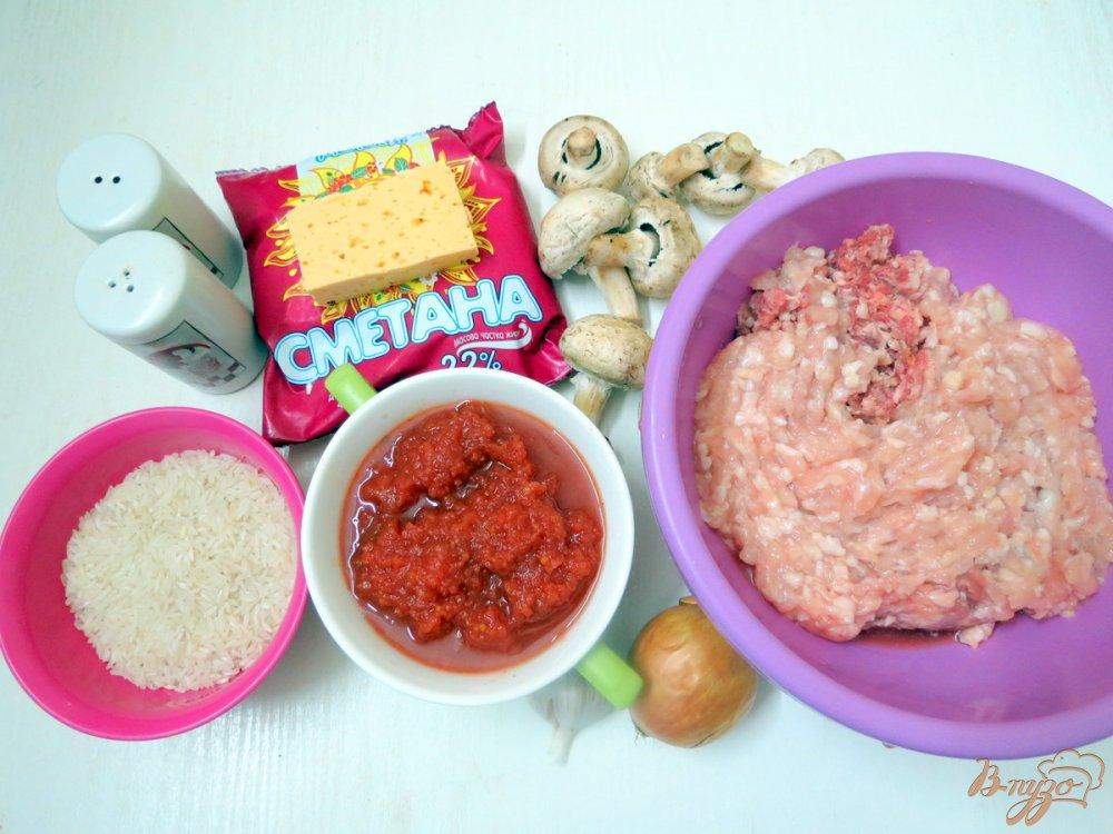 Рецепт Тефтели запеченные в духовке