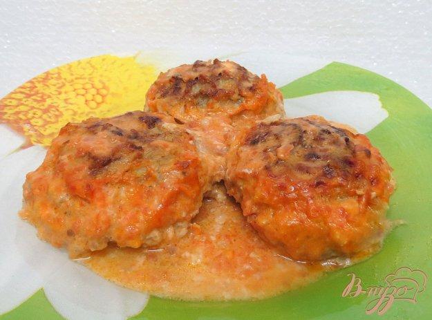 фото рецепта: Тефтели запеченные в духовке