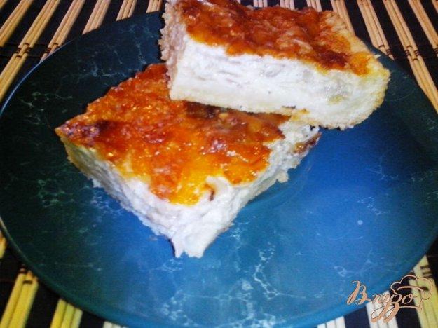 фото рецепта: Луковый пирог с сыром